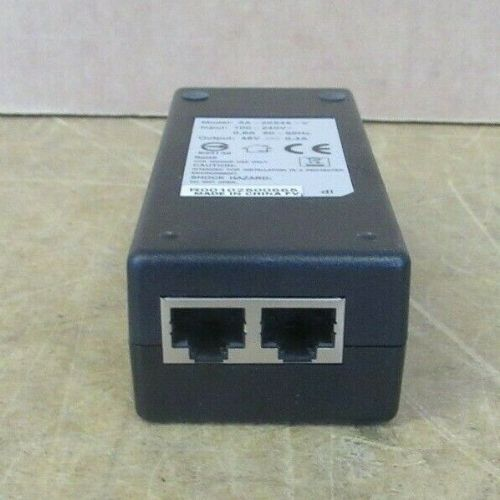 Unbranded MPW A5-20S48-V 48V 0.4A Power over Ethernet Adapter (PoE)